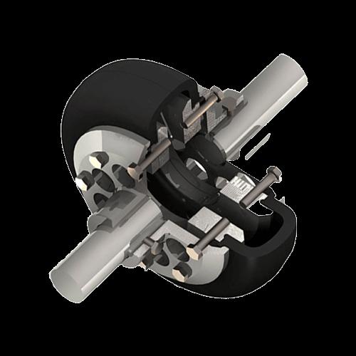 Соединительные муфты для механизмов в машиностроении