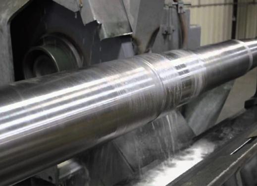 Промышленная шлифовка валов на круглошлифовальных станках