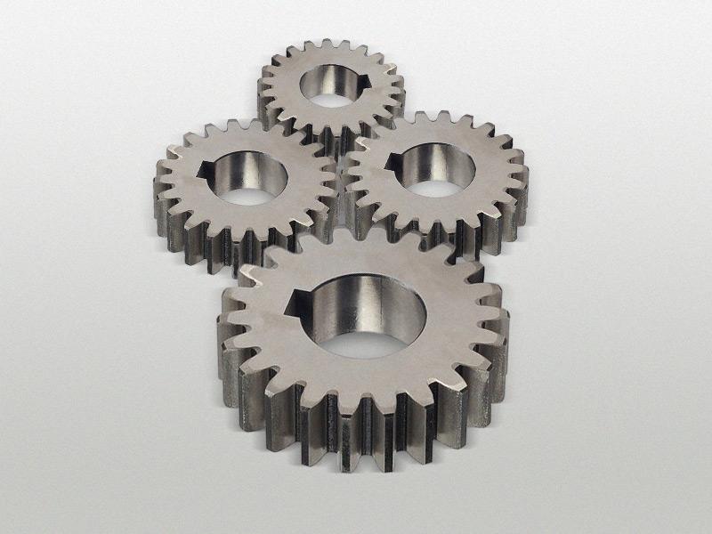 Применение зубчатых колес шестерни